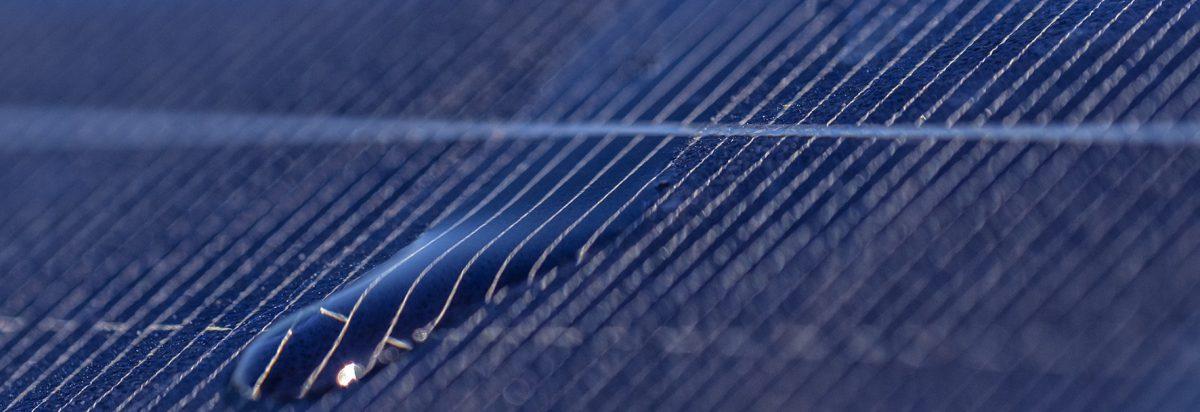 EvHb detail zonnepaneel