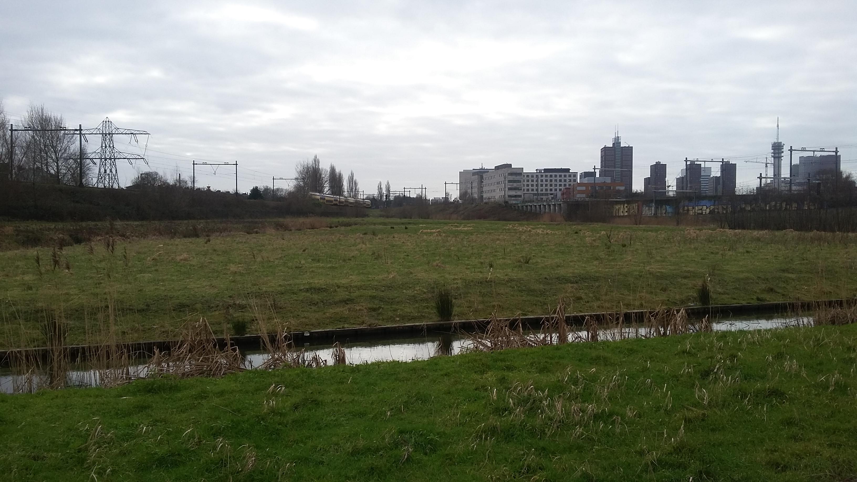 EvHb zonnepark Oor Den Haag