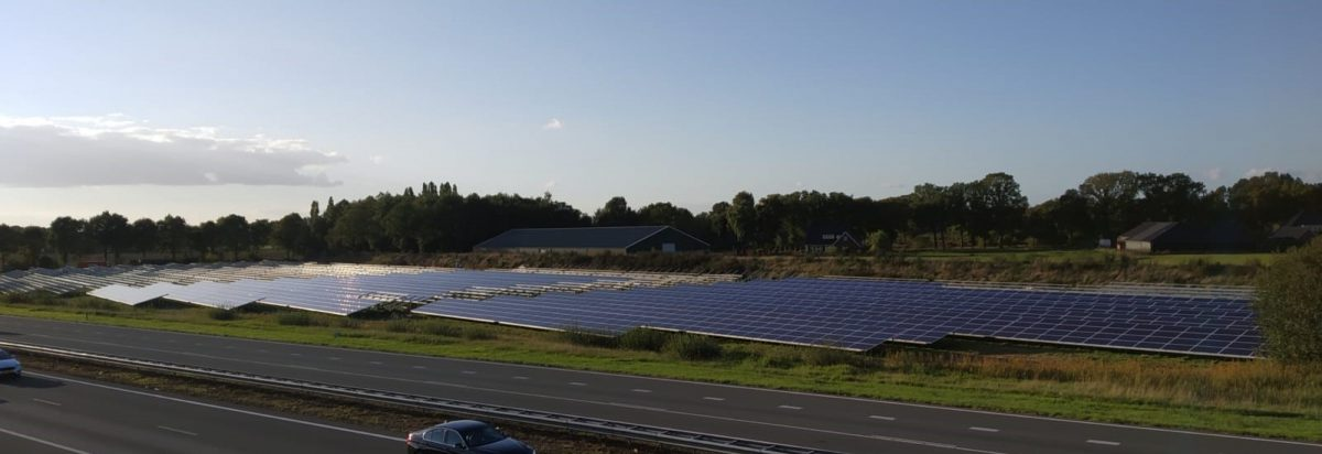 EvHb zonnepark Korenstreep Veghel